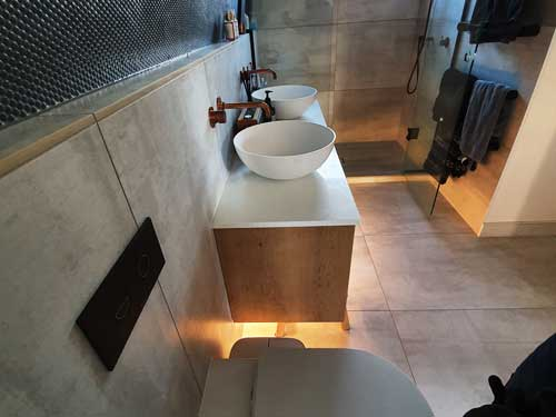 Bathroom and kitchen renovations in Auckland